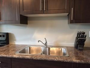 Crescent View Lower Kitchen Sink