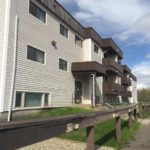Strata Place Apartments - Unit 209 at 10012 3 St, Dawson Creek, BC V1G 4L5, Canada for 750