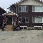 Dewling Duplex Lower at 82 Ave, Dawson Creek, BC V1G 0C8, Canada for 975