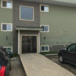 Monocourt 1 Bedroom Unit 303 at 10307 97 Ave, Fort St John, BC V1J 0C9, Canada for 700