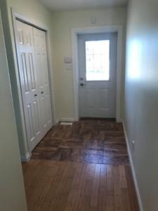 Front door hall